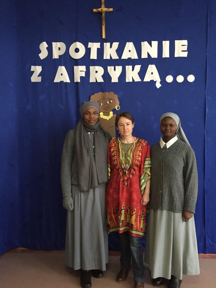 Spotkanie z Afryką