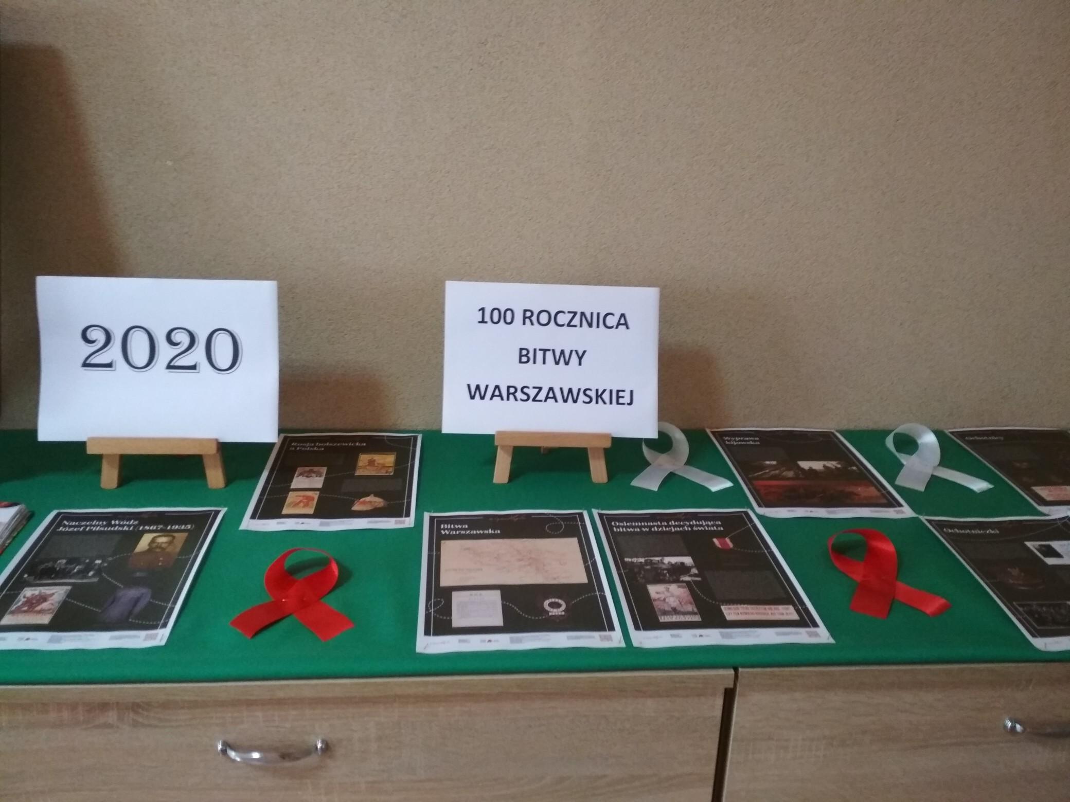Bitwa Warszawska -wystawa