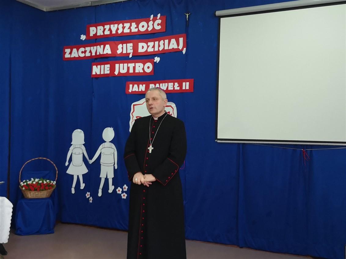 Spotkanie z Biskupem